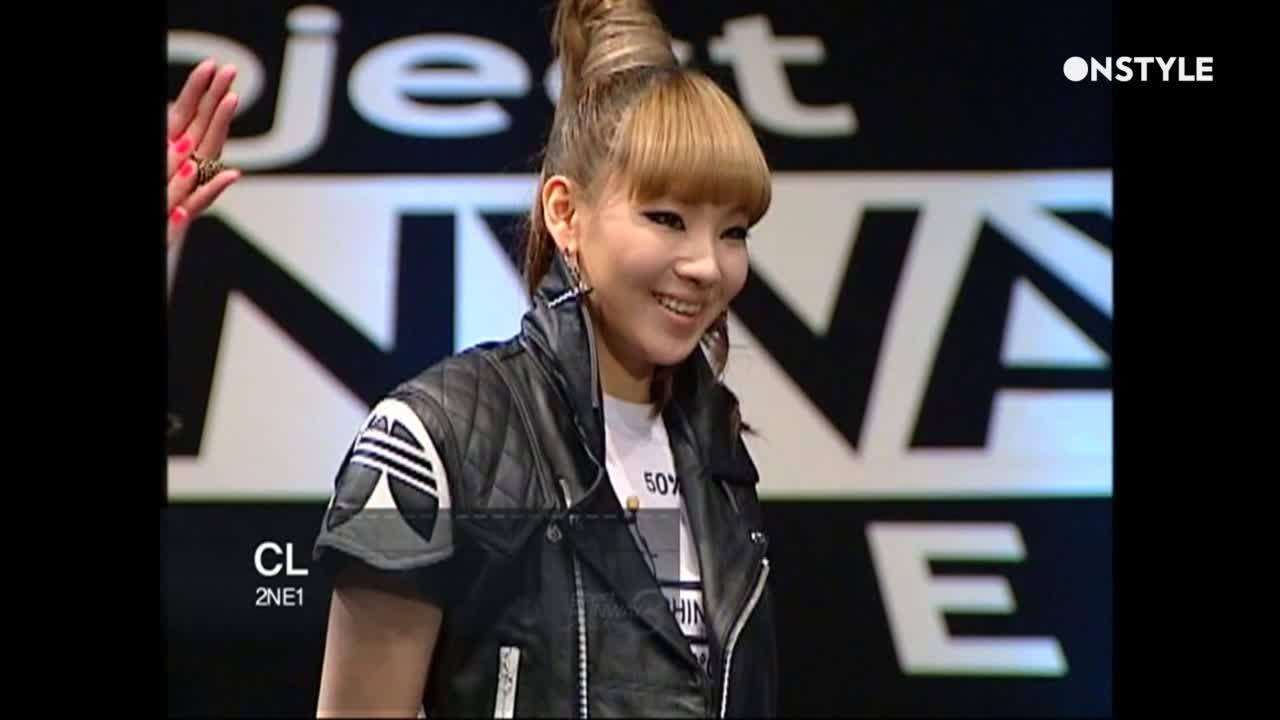 2NE1 CL의 무대의상이 될 의상은??